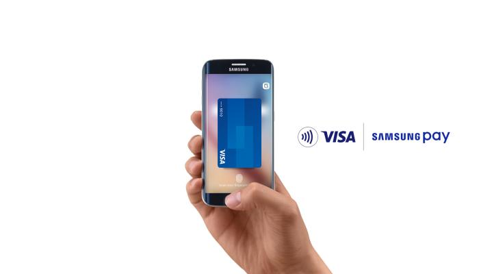 "خدمة ""samsung pay"""