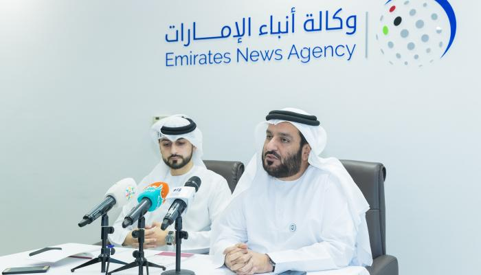 Emirates News Agency adds 5 new rolls